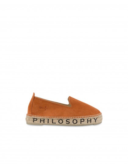 Philosophy for Manebí Espadrilles aus Wildleder
