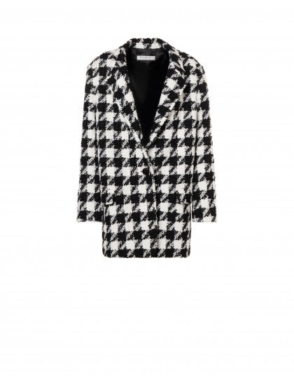 Elisabeth Bicolour Tweed Jacket