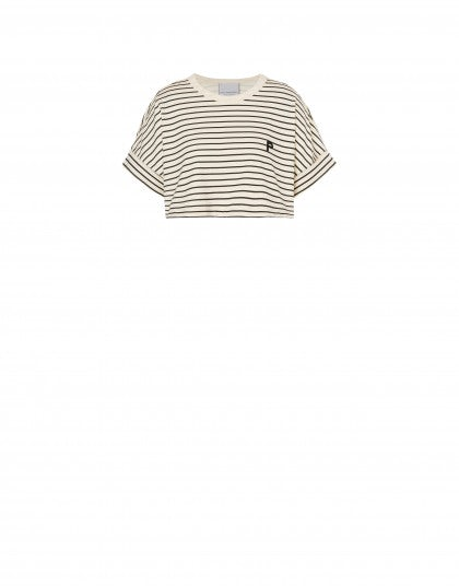 Kendal cropped T-shirt